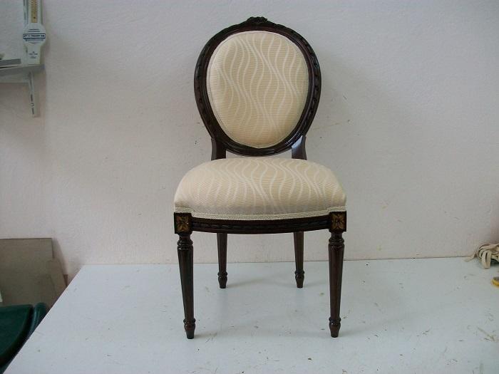 Καρέκλες πριν και μετά
