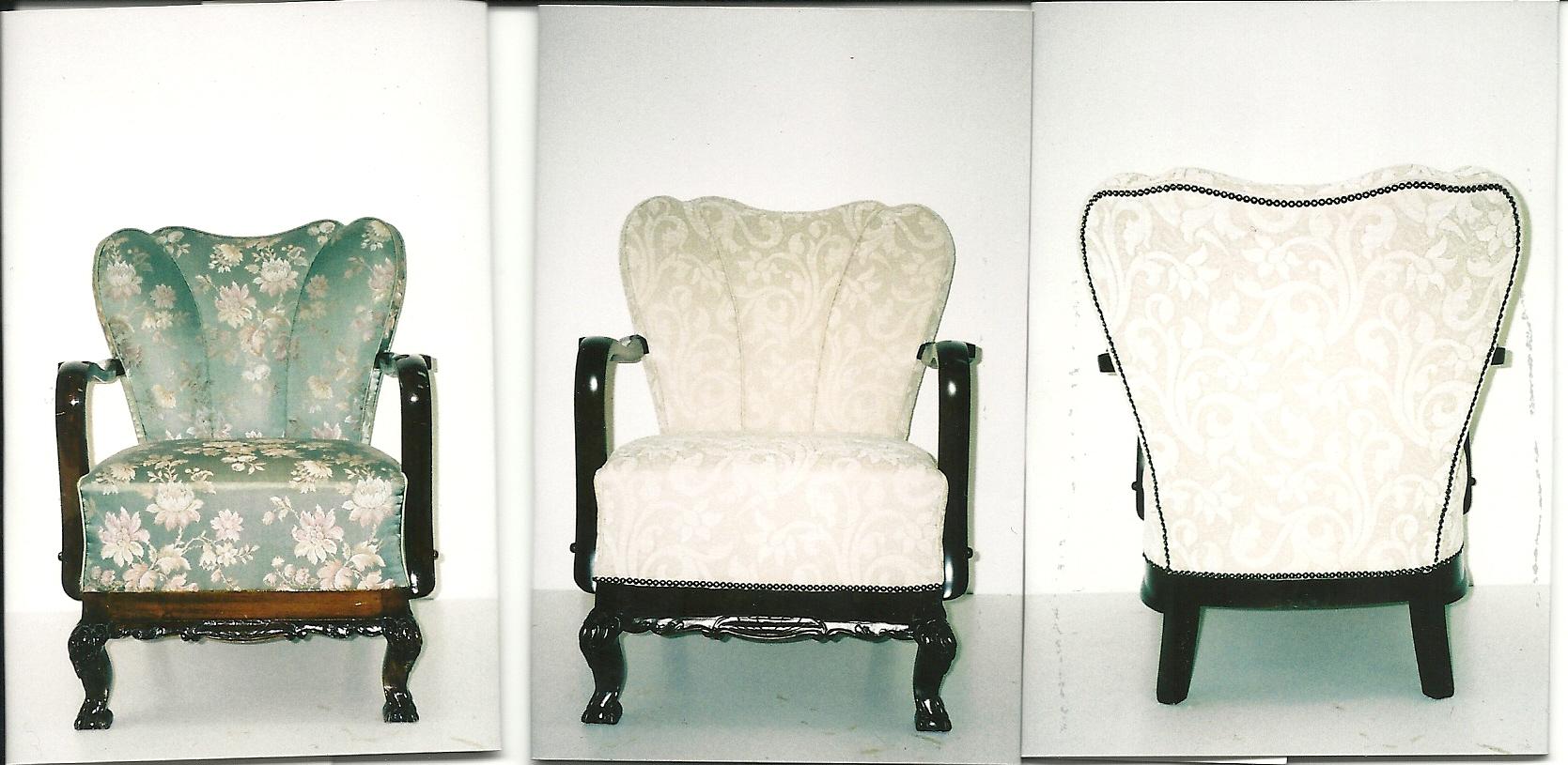 Κλασσικό σαλόνι πριν και  μετά