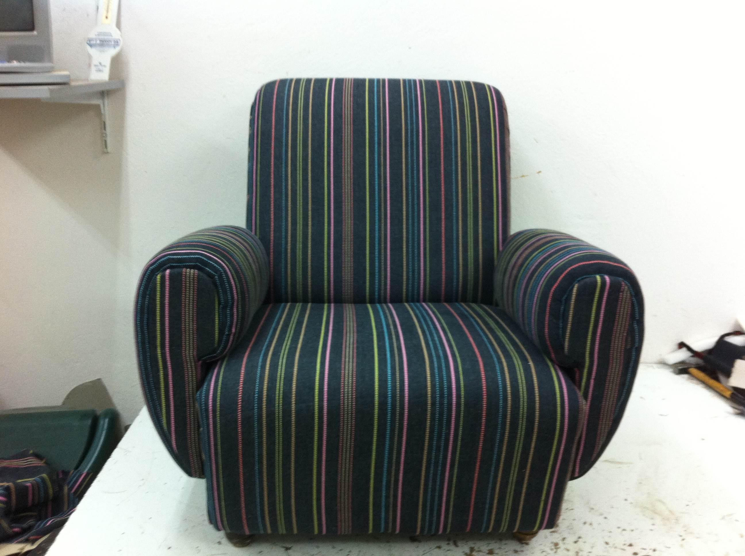 Πολυθρόνα πριν και μετά